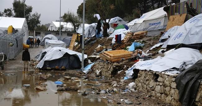 EU migration chief deplores conditions in Greek island camps