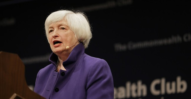 Yellen: Expect Fed to gradually hike rates over next 3 years