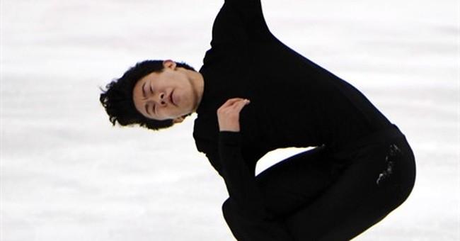 Nathan Chen leads the way at US figure skating championships
