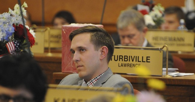 South Dakota lawmaker quits over sexual contact with interns