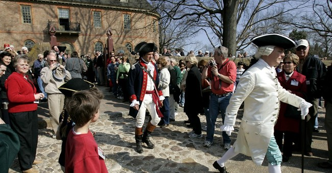 Facing financial woes, Colonial Williamsburg to restructure
