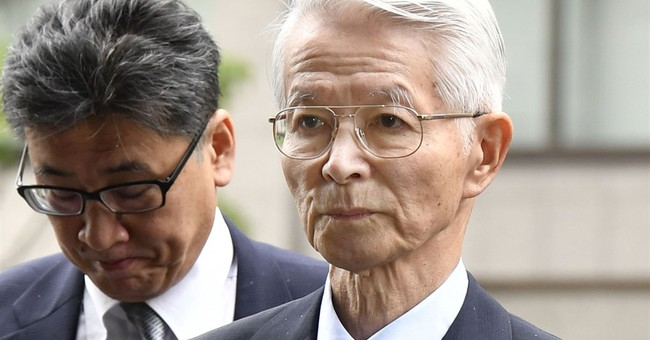 The Latest: Defense, prosecution face off in Fukushima trial