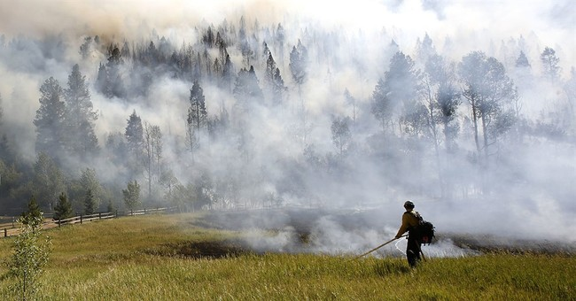 Utah wildfire evacuees return, ready for quieter July 4th