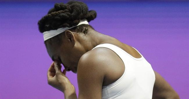 Police: Venus Williams at fault in fatal car crash