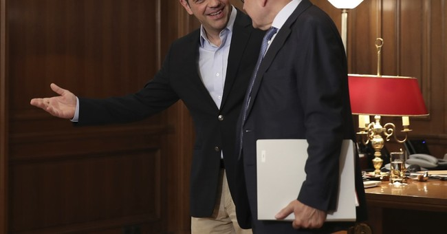 Greece planning return to bond markets with or without ECB