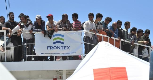 Migrant pressures grow; Italy presses EU nations to do more