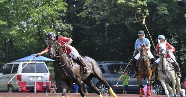 Black woman set to make polo history in top-tier event
