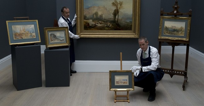 JMW Turner painting could fetch $30 million at auction