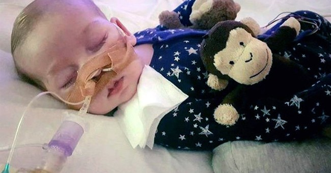 UK hospital says terminally ill baby to have 'more time'