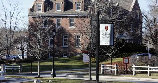 Sex misconduct revisits elite prep school already under fire