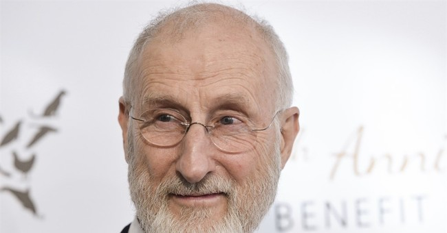 Actor James Cromwell sentenced to jail for NY plant protest