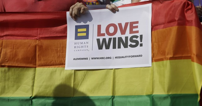 Texas court questions right of benefits for gay spouses