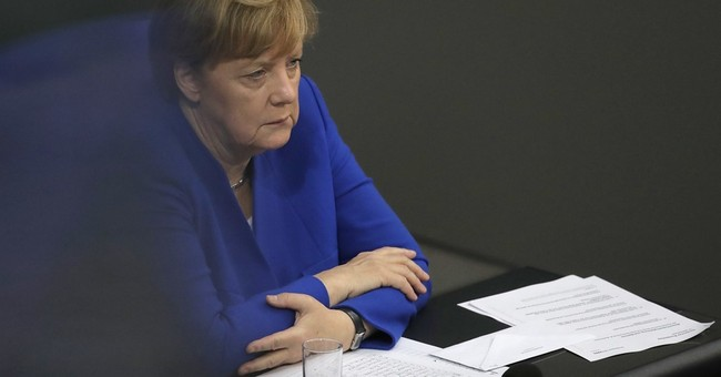 Germany's vote to OK gay marriage likely to benefit Merkel