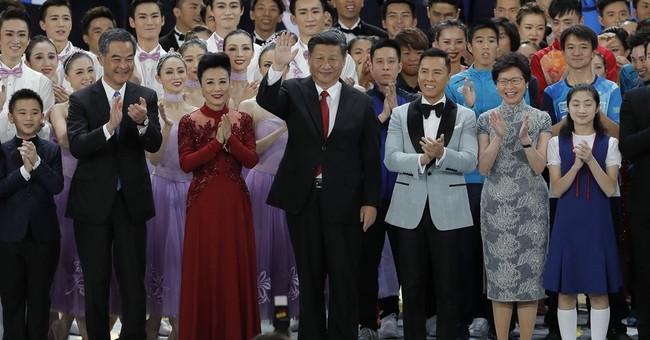 China's Xi: No tolerance for subversion in Hong Kong