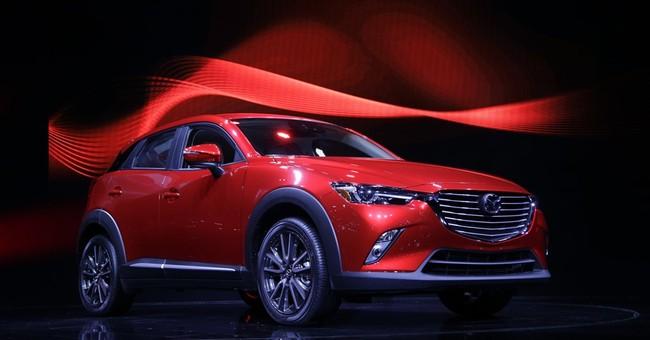 Mazda car parking brake may not hold, company issues recall
