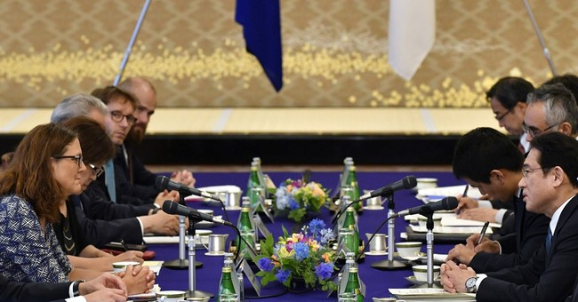 Cheese, please: Japan, EU said near agreement on trade pact
