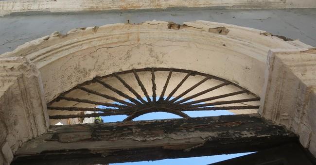 Puerto Rico struggles to save historic buildings amid crisis
