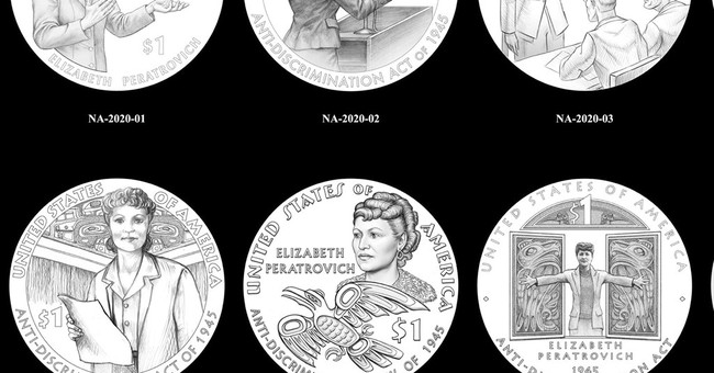 Q&A: Coin to mark Alaska's landmark 1945 civil rights law