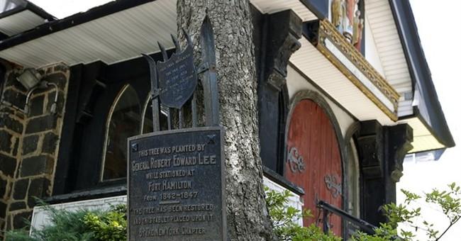 Confederate street names stir debate in ... New York City?