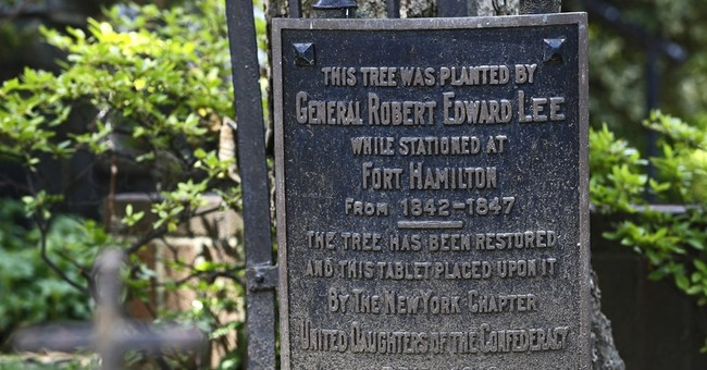 Confederate street names stir debate in ... New York City?