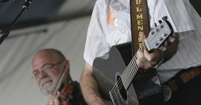 Cajun music's million-seller song 'The Back Door' turns 55
