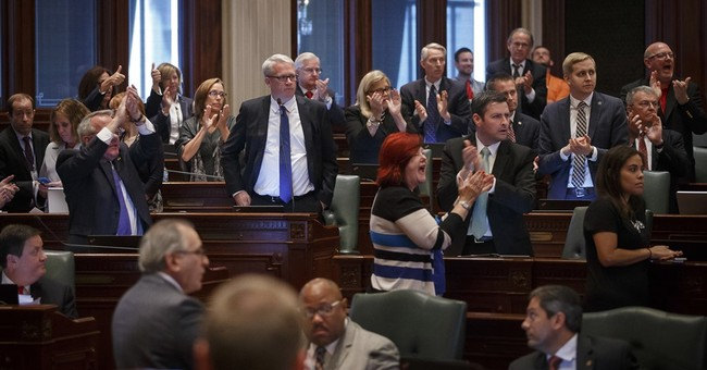 Illinois House leader: Revenue vote now set for weekend