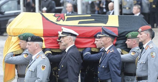 World leaders, ordinary Germans bid farewell to Helmut Kohl
