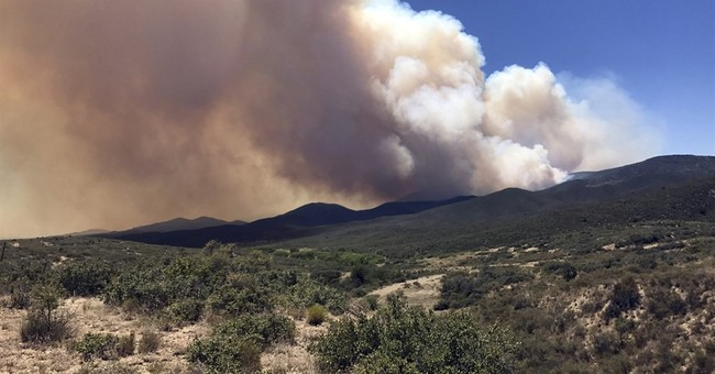 Police: Suspect posted photos from drone in Arizona wildfire