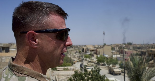 In final stages of Mosul fight, US plays larger role