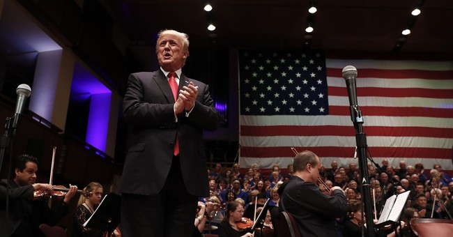 Trump vows to support and defend religious freedom in US