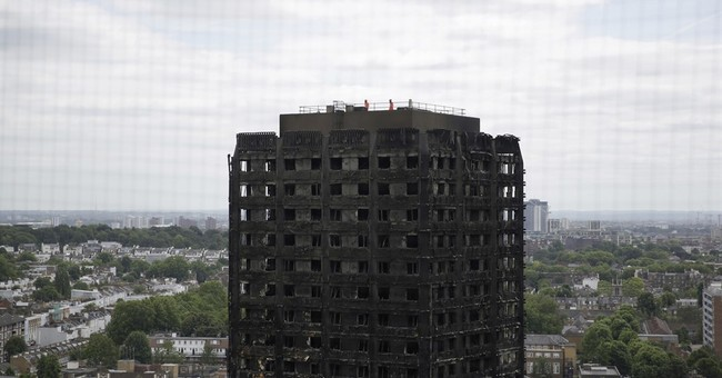 UK to refrain from charges on Grenfell Tower sublets