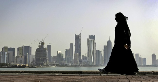 The Latest: Arab nations extend deadline for Qatar