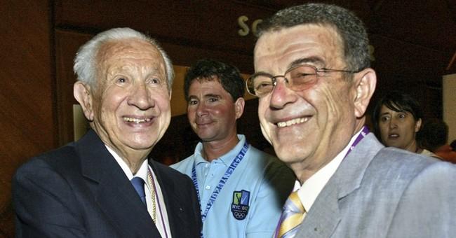 Former Greek Olympic Committee President Minos Kyriakou dies