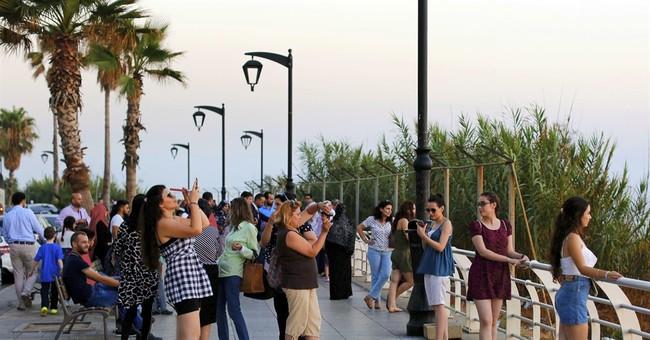 Lebanon sees tourism rebound as turmoil swallows region