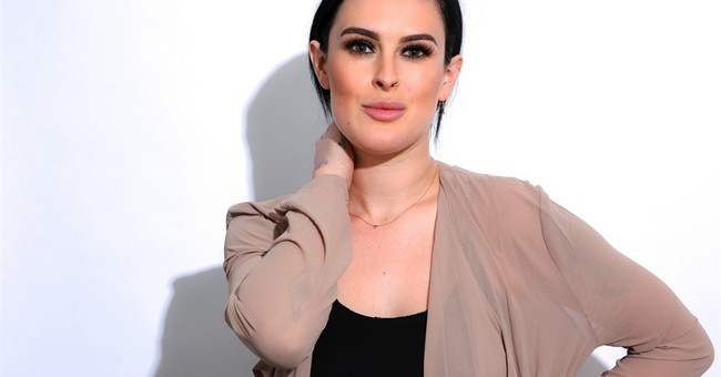 Rumer Willis is proudly marking 6 months of sobriety