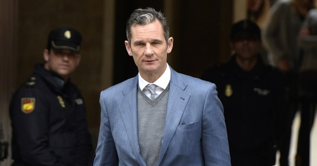 8 more years in prison sought for Spanish princess' husband