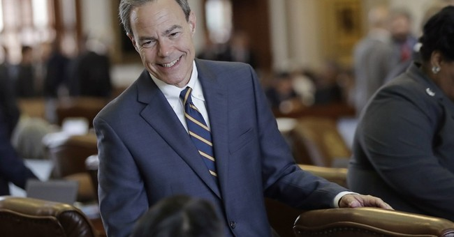 Texas House speaker didn't want suicide over 'bathroom bill'