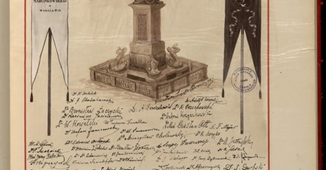 Poland's 1926 celebration of American independence is online