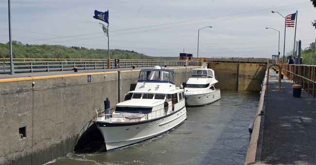 Work on Erie Canal began 200 years ago and changed history