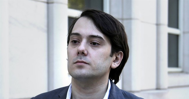 Prosecutors ask judge to gag ex-pharmaceuticals CEO Shkreli