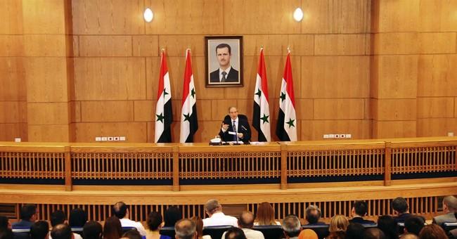 Syrian military declares temporary cease-fire ahead of talks