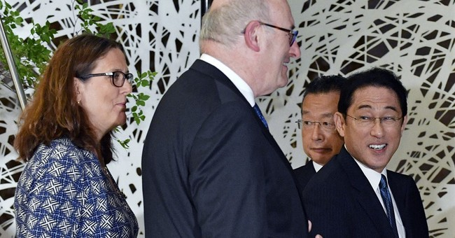 EU announces Japan summit, hoping to clinch trade pact