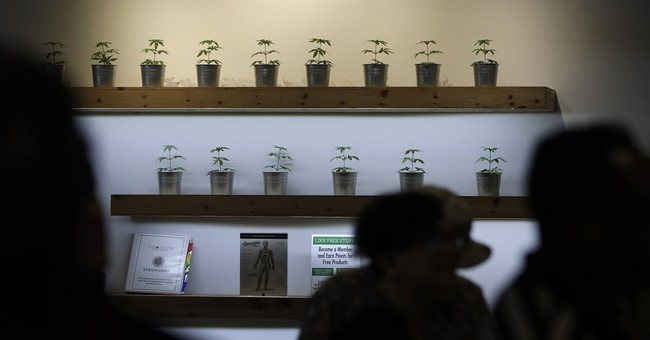Marijuana sales in Nevada exceed stores' expectations