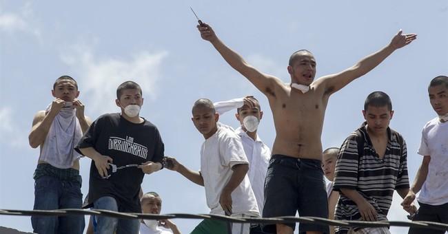 Guatemalan juvenile center riots after apparent suicides