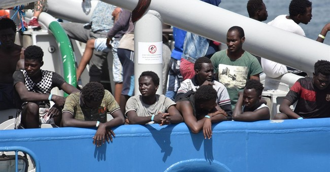 Europeans vow more help to stem Libya-Italy migrant flow