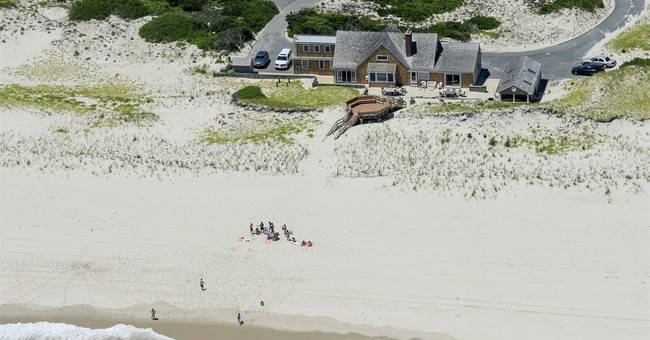Christie among the lucky few with state-owned vacation homes