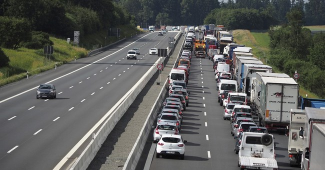 Bus carrying seniors crashes on German highway, killing 18