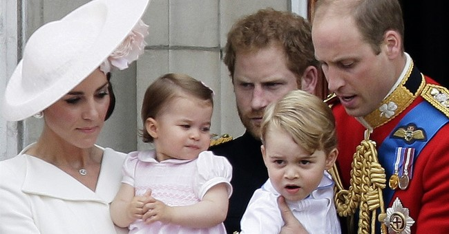British royals to bring the kids along on European tour