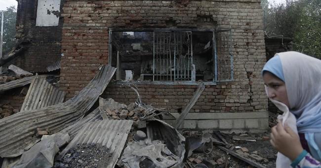 Indian forces kill 3 rebels in Kashmir; 35 civilians injured