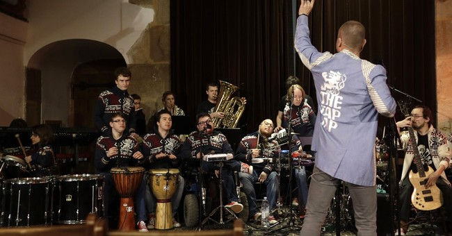 Czech orchestra of disabled musicians gets world attention